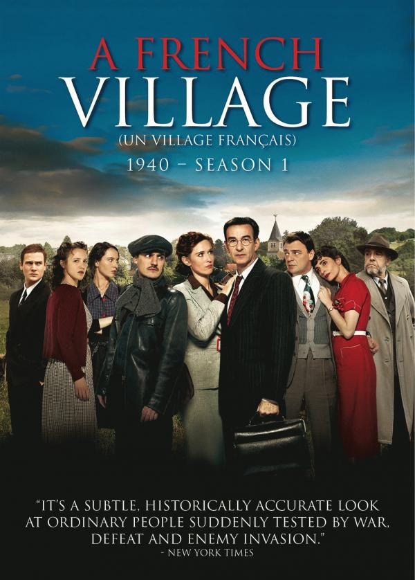 Un village français saison 1