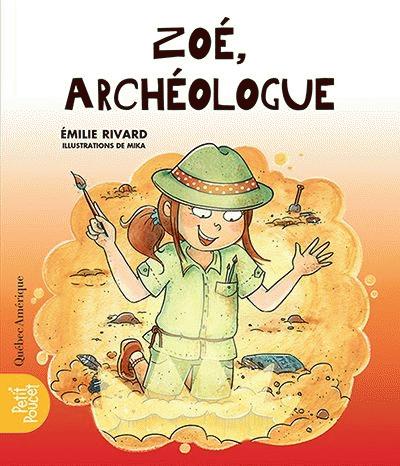 Zoe, archeologue