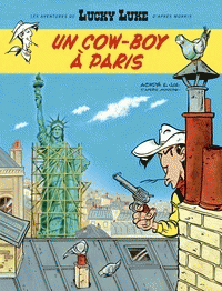 Lucky Luke : Un cow-boy a Paris