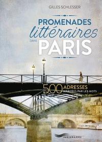 Promenades litteraires a Paris