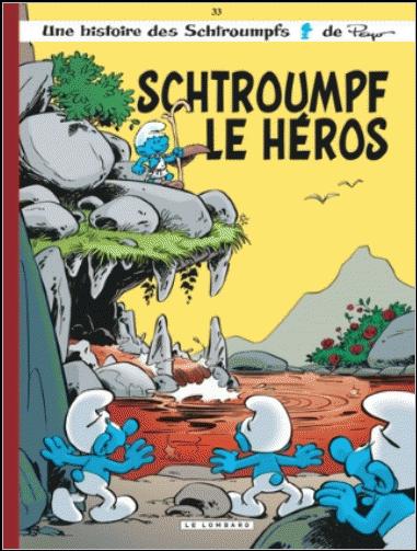 Schtroumpf le heros