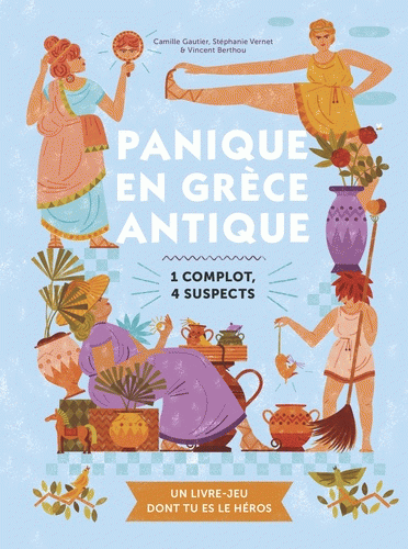 Panique en Grece antique